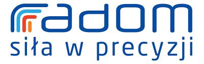 Radom - siła w precyzji - Serwis PL - Logotyp